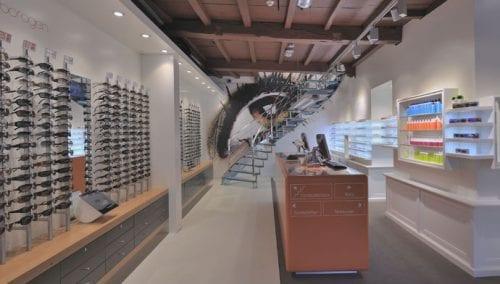 Jochem Optik: Innenausbau Optiker und Hörakustiker