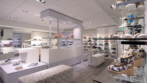 Entwurf Smit Schuhe, Krabbendijke (NL)