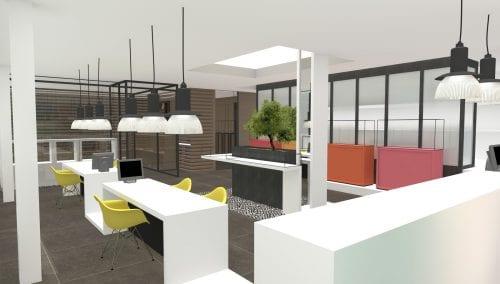 Juwelier Hellinx in Belgium – Entwurf und Ladenbau von WSB