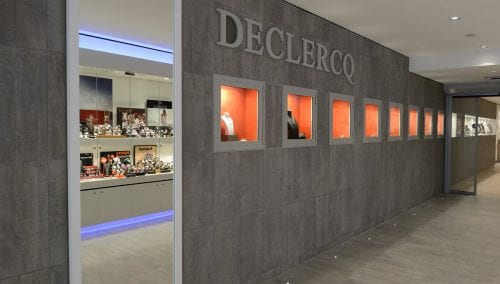 Entwurf Juwelier Declerq (BE)