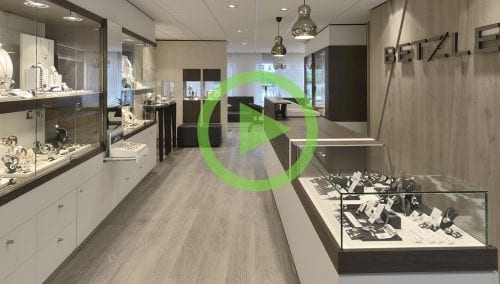 Betzler | Altena (DE): Ladeneinrichtung Juwelier