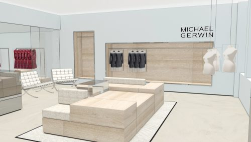 In Kurzem: Michael Gerwin Mode – Munich