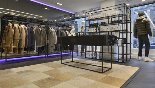 Kings Square – Amsterdam: Entwurf Luxus Einrichtung Mode