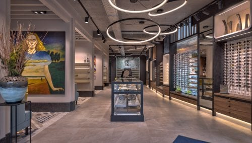 B&M Optiek | Oostende: Eyecare, Eyefashion, Customer Journey
