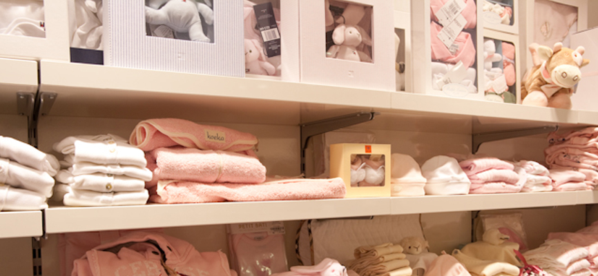 Interieur kinderwinkel Yukkies Mode Laren, by WSB Interieurbouw