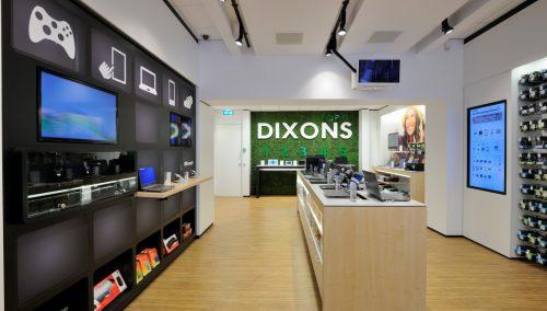 Dixons Konzept Entwurf Elektronik, Amersfoort