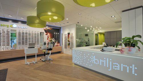 Briljant Optiek, Entwurf und Ausfuhrung Optiker
