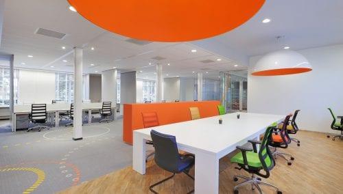 Medicinfo, Tilburg: Büro einrichtung