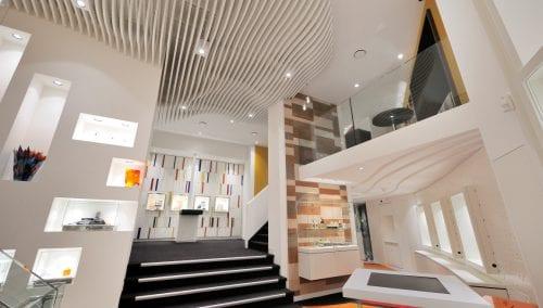 Van Willegen, Rotterdam: Konzept Ladenbau Schmuck