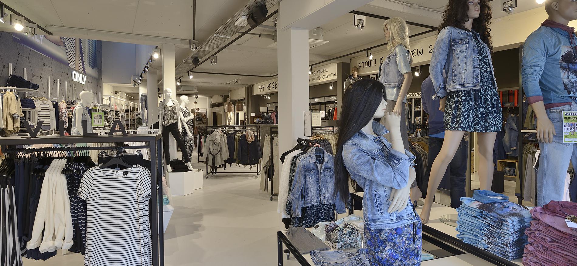 Stout! Jeans - Erfolgreiche Einrichtung Mode Konzept - Inspiration!