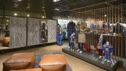 Konzept Entwurf Einrichtung Peter Fashion.