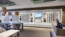 Valentijn Optik: Entwurf Optikerfachgeschäft