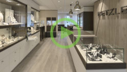 Betzler   Altena (DE): Ladeneinrichtung Juwelier