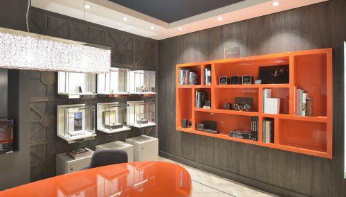van Hell Juweliers, Apeldoorn (NL): Retail Design und Einrichtung schmuckgeschäft