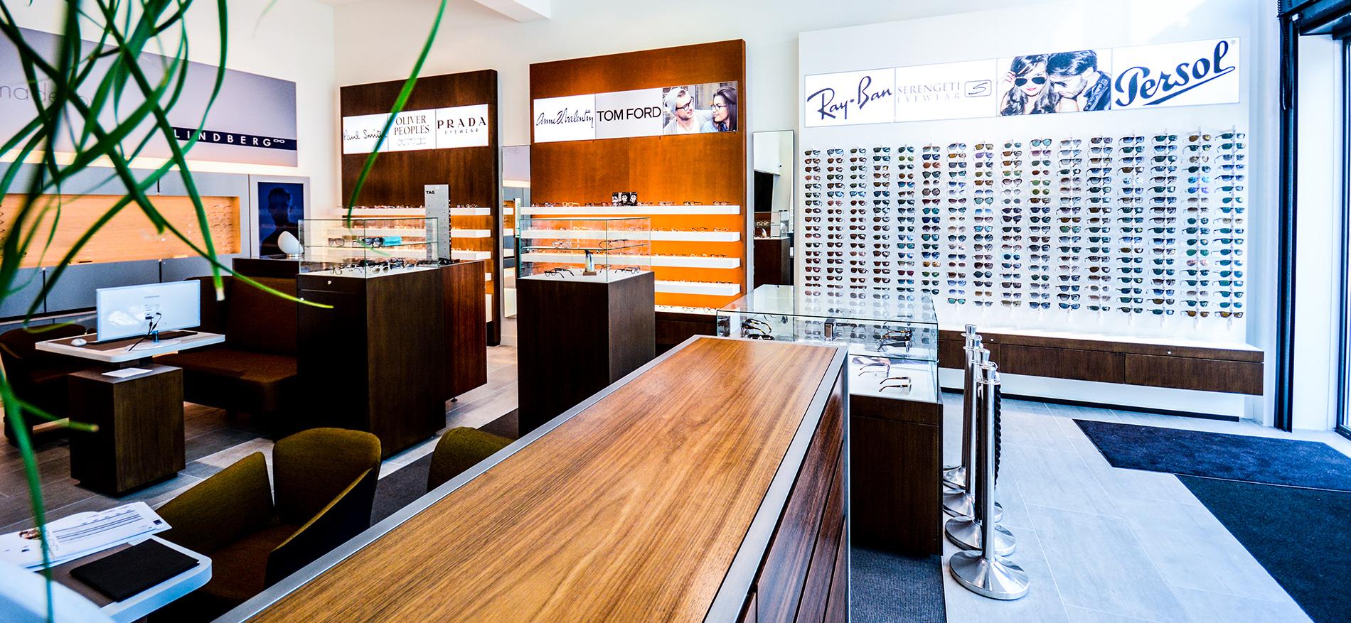 design optical store