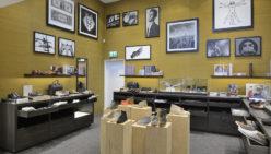 Shuz in Wassenaar: Entwurf und Einrichtung Schuhgeschäft