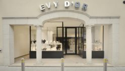 Juwelen Evy d'Or in Ingelmunster (BE) – Neugestaltung Schmuckladen
