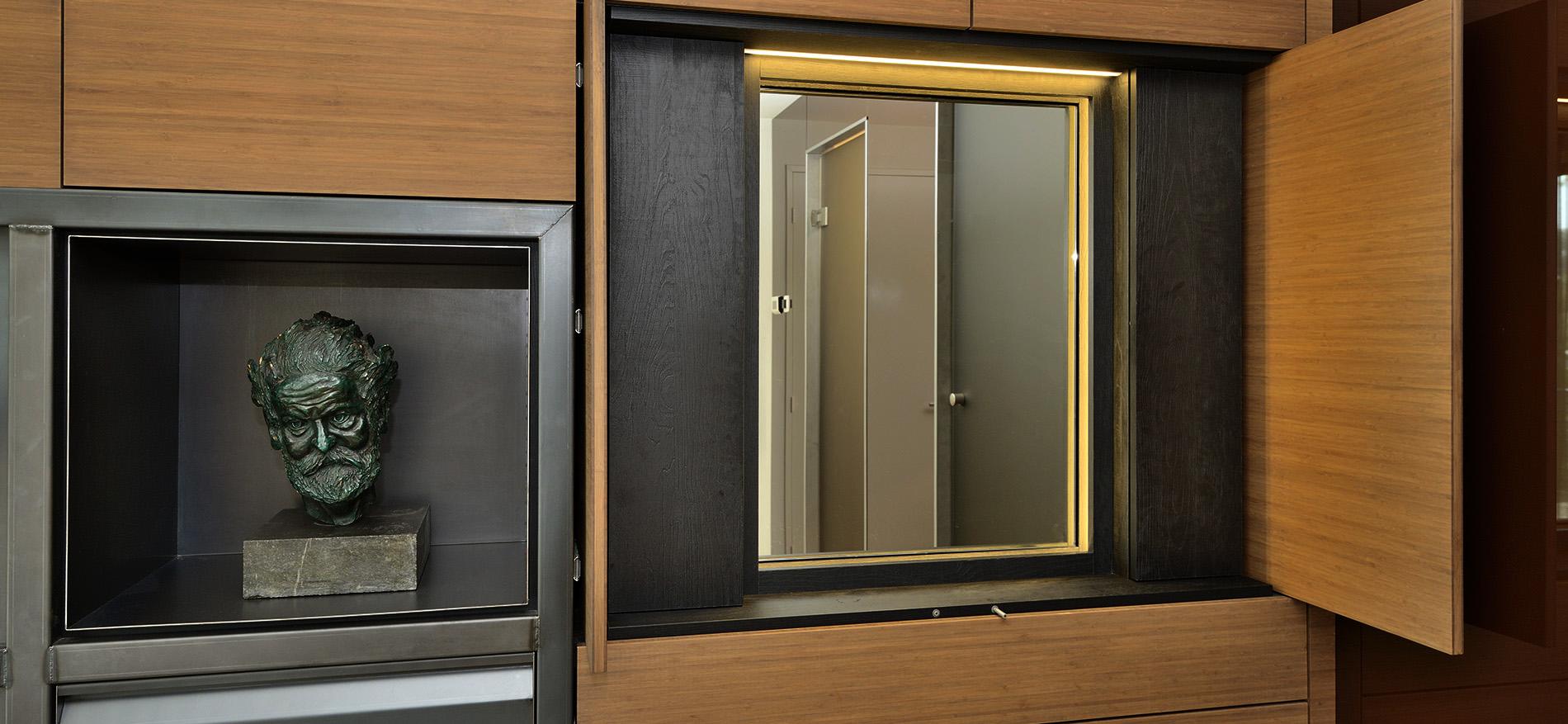 ma arbeit in m bel villa apeldoorn von wsb ladenbau. Black Bedroom Furniture Sets. Home Design Ideas