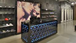 Ladenbau für Multi-Brand Shop: Eddy`s Mode