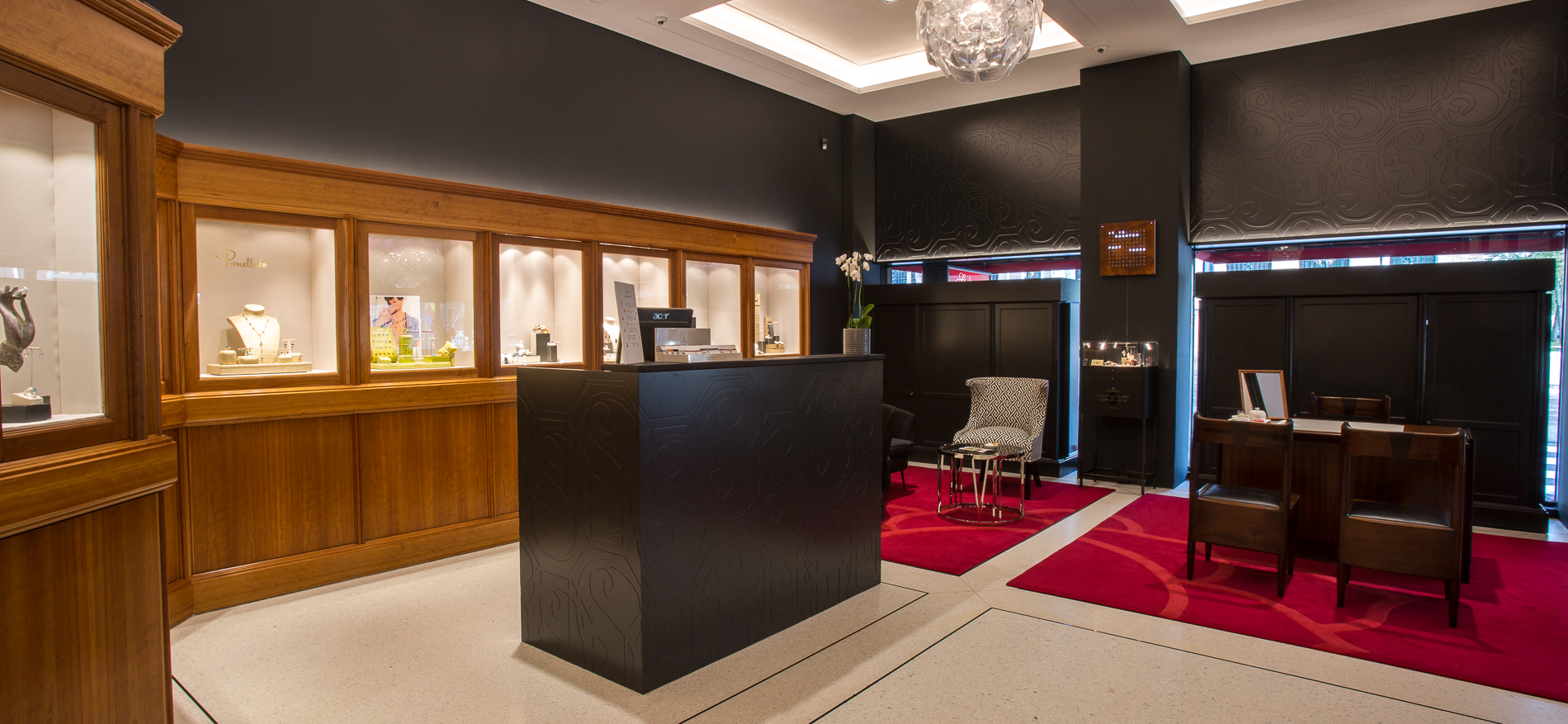 Eingreifende Renovierung Juwelier Steltman   Den Haag