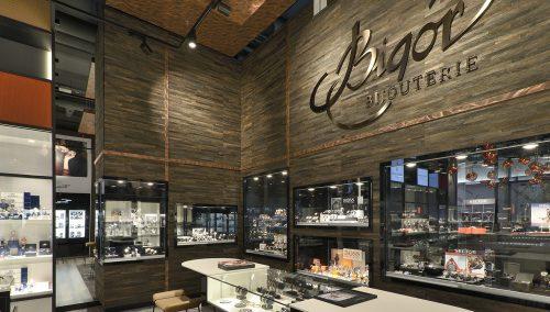 Bigor   Differdange (LU), Einrichtung Juweliergeschäft Bigor