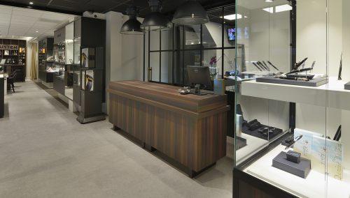Luyten Juwelen, Turnhout | Individueller Ladenbau Schmuck