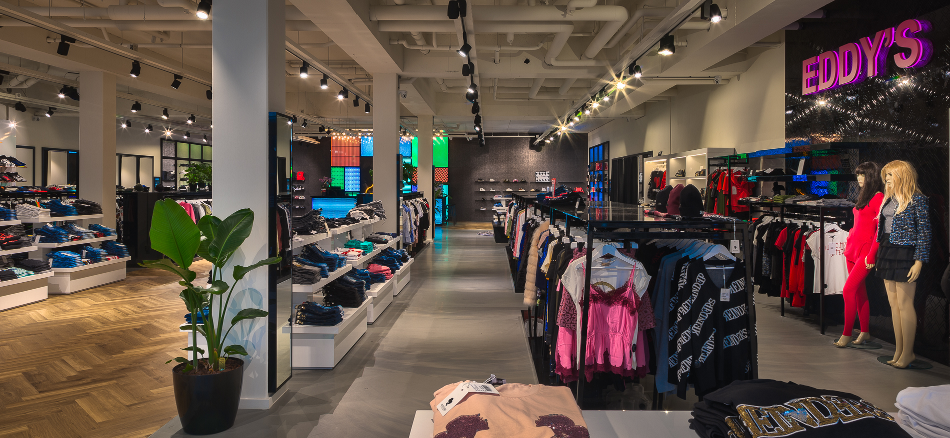 👌 NR 1 Einmalige Ladeneinrichtung Mode | Projekt: Eddy\'s Fashion